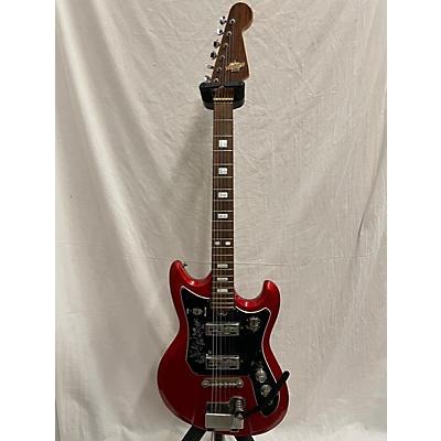 Teisco 1960s Spectrum ET-220 Solid Body Electric Guitar