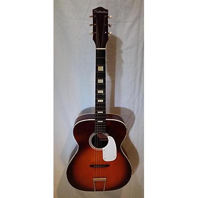 Silvertone 1960s Student Acoustic Guitar