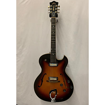 Guild 1960s T-100 Hollow Body Electric Guitar