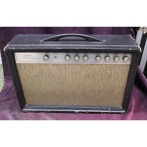 Silvertone 1960s TWIN TWELVE 1474 Tube Guitar Combo Amp