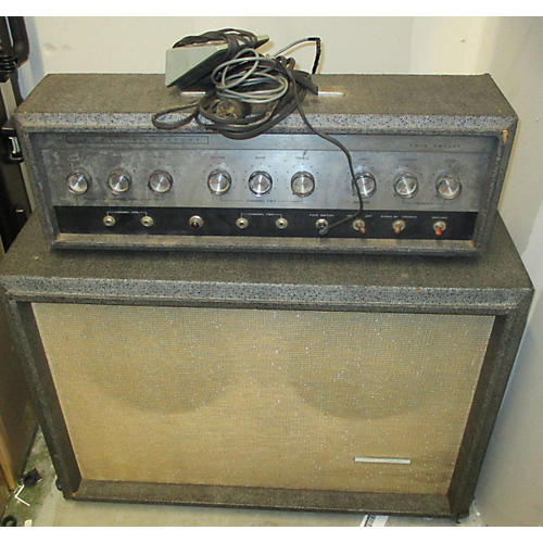 Silvertone 1960s Twin Twelve 1484 Tube Guitar Amp Head