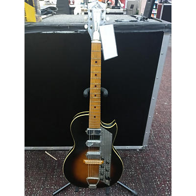 Kay 1960s Value Leader 3 Pickup Solid Body Electric Guitar
