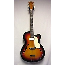 Vox 1960s Wildcat Hollow Body Electric Guitar