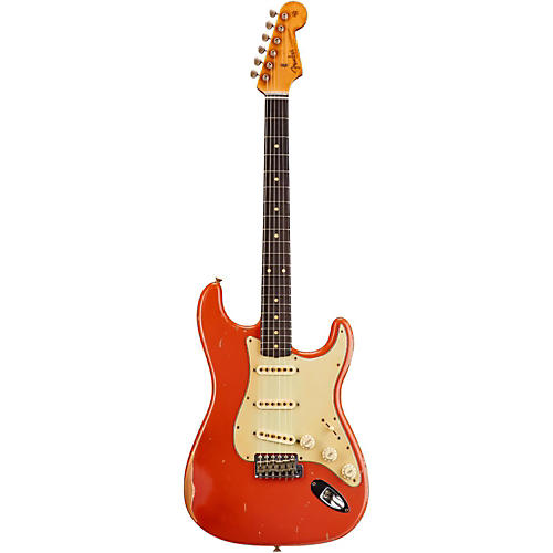 Fender Custom Shop 1961 Stratocaster Relic Masterbuilt by John Cruz