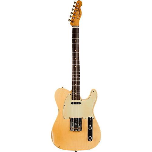 Fender Custom Shop 1961 Telecaster Relic Ash Masterbuilt by John Cruz