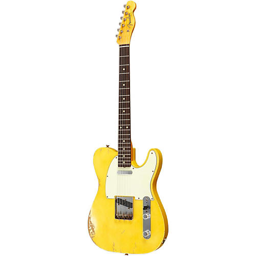Fender Custom Shop 1961 Telecaster Relic Electric Guitar Masterbuilt by Dale Wilson