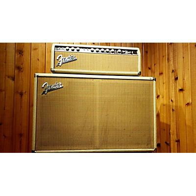 Fender 1962 Bandmaster Head And Cab Tube Guitar Amp Head