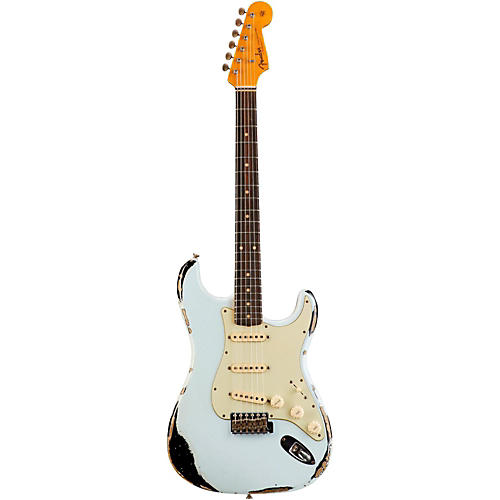 Fender Custom Shop 1962 Heavy Relic Stratocaster Electric Guitar