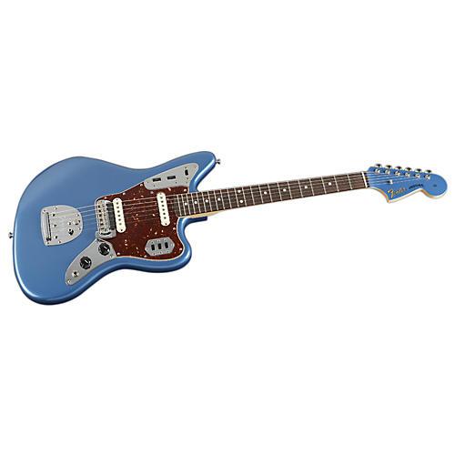 Fender Custom Shop 1962 Jaguar with Painted Headstock Electric Guitar