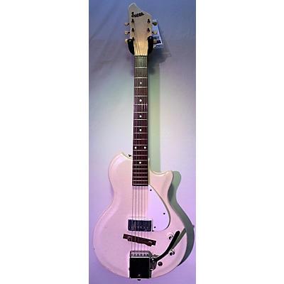 Supro 1963 Belmont Resoglas Solid Body Electric Guitar