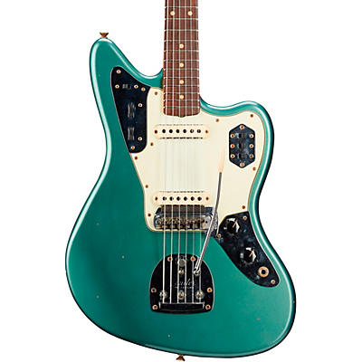 Fender Custom Shop 1963 Jaguar Journeyman Relic Electric Guitar
