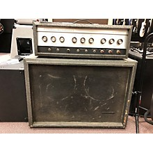 Silvertone 1963 Model 1484 Twin Twelve W/cab Tube Guitar Amp Head