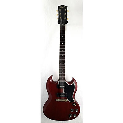 Gibson 1963 SG Custom Special Lightning Bar Solid Body Electric Guitar