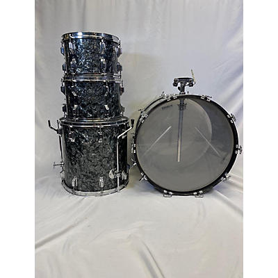 Rogers 1964 1964 Rogers Holliday 4 Pc Kit Oyster Pearl Drum Kit