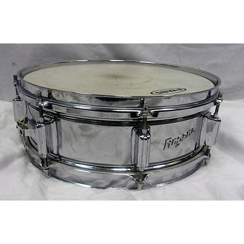 Rogers 1964 5.5X14 Powertone Drum Chrome 10
