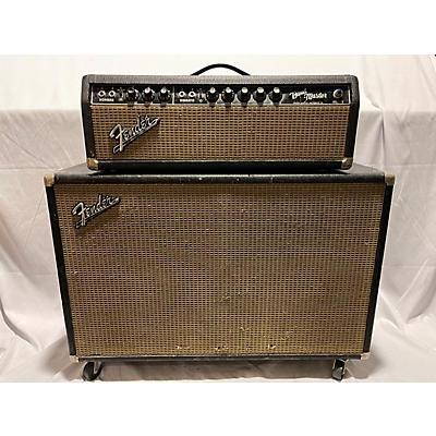 Fender 1964 Bandmaster Head And Cab Tube Guitar Amp Head