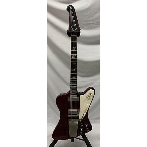 Gibson 1964 Firebird V Solid Body Electric Guitar Cherry