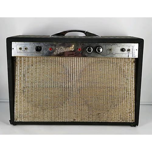 National 1964 Model 70 Tube Bass Combo Amp