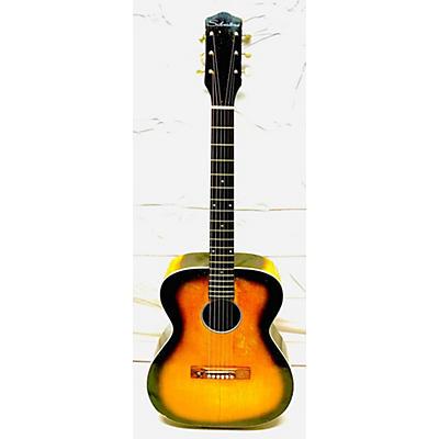 Silvertone 1964 Parlor Acoustic Acoustic Guitar