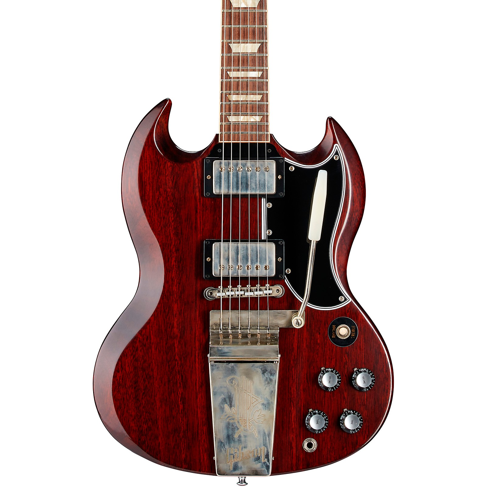 Gibson Custom 1964 SG Standard Reissue with Maestro Vibrola VOS Electric Guitar