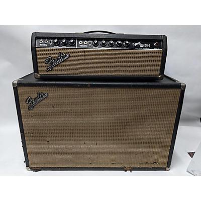 Fender 1965 Bandmaster Head And Cab Tube Guitar Amp Head