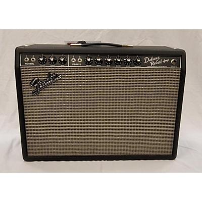 Fender 1965 Deluxe Reverb 22W Tube Guitar Amp Head