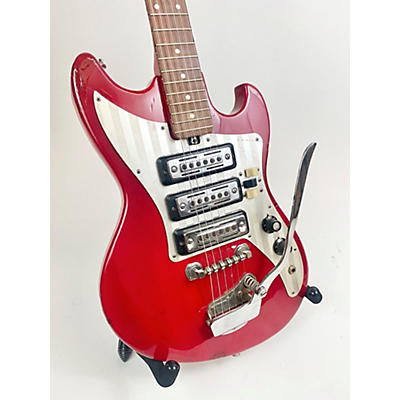 Teisco 1965 ET-311 Solid Body Electric Guitar