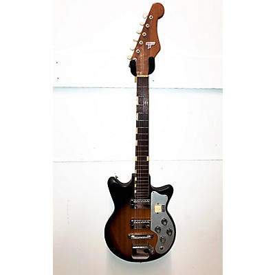 Teisco 1965 MJ-2L Solid Body Electric Guitar