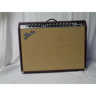 Fender 1965 Reissue Twin Reverb Limited Edition Tube Guitar Combo Amp