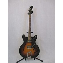 Hagstrom 1965 Viking II-P P90S Hollow Body Electric Guitar