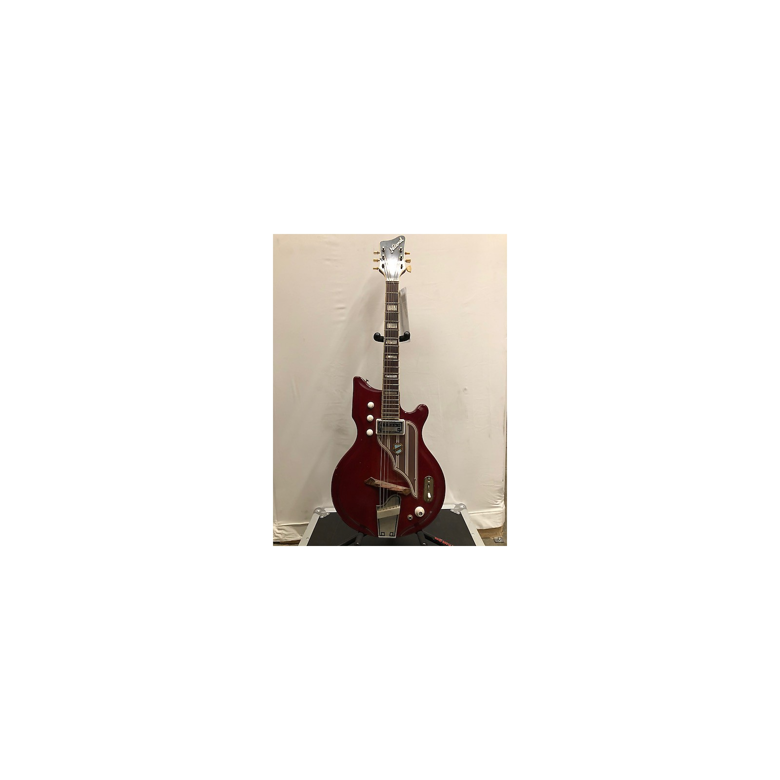National 1965 Westwood 75 Solid Body Electric Guitar