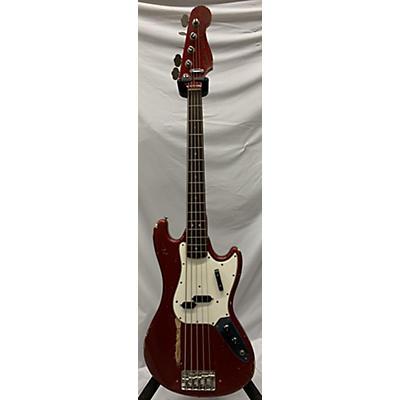Fender 1966 Bass V Electric Bass Guitar