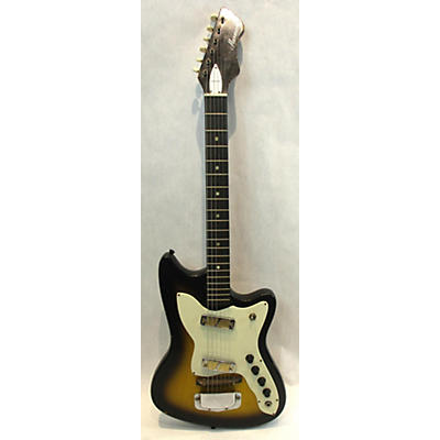Harmony 1966 Bobkat Solid Body Electric Guitar