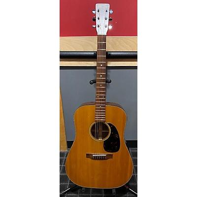Martin 1966 D-18 Acoustic Guitar