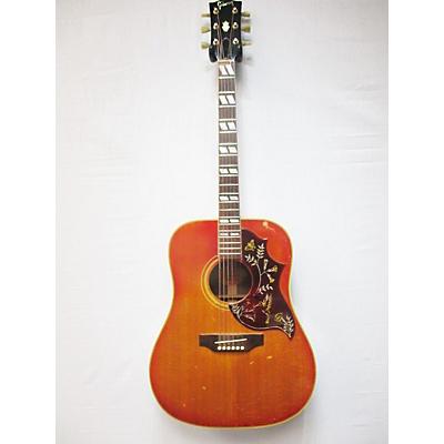 Gibson 1966 HUMMINGBIRD Acoustic Guitar