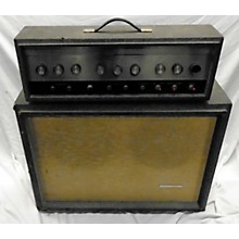 Silvertone 1966 Model 1484 Twin Twelve Tube Guitar Combo Amp