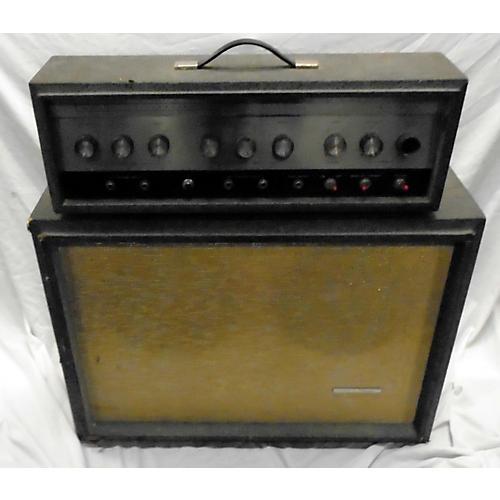 Silvertone 1966 Model 1484 Twin Twelve Tube Guitar Combo Amp