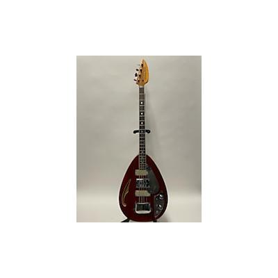 Vox 1966 Wyman Electric Bass Guitar