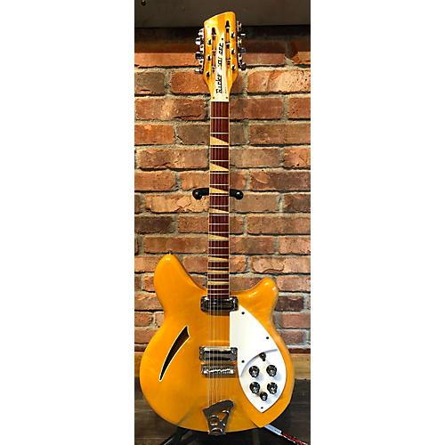 Rickenbacker 1967 360/12 Hollow Body Electric Guitar Mapleglo