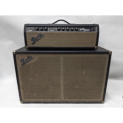 Fender 1967 Bandmaster Head And Cab Tube Guitar Amp Head