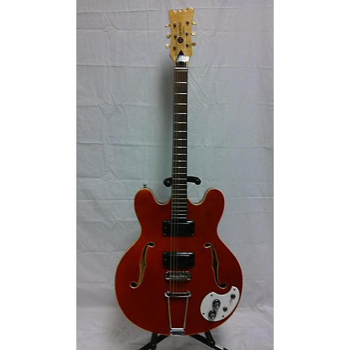 Mosrite 1967 CELEBRITY Solid Body Electric Guitar Red