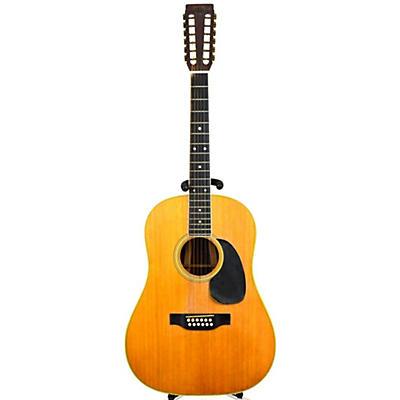 Martin 1967 D-12 35 12 String Acoustic Guitar