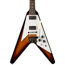 1967 Flying V with Maestro Electric Guitar Vintage Sunburst