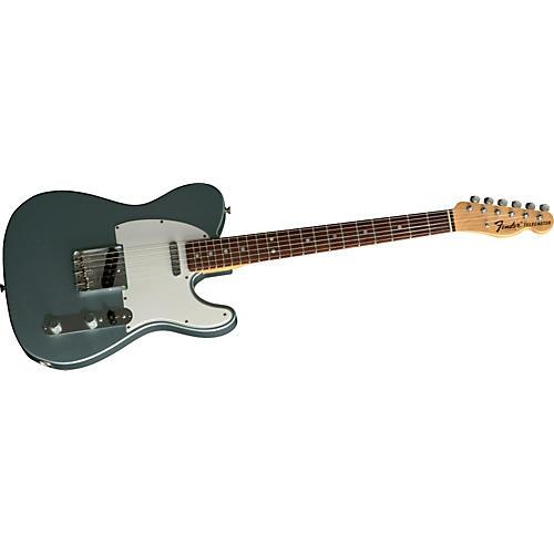 Fender Custom Shop 1967 Telecaster Firemist Silver Metallic Closet Classic LTD Electric Guitar