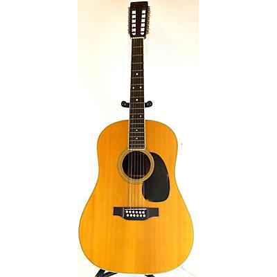 Martin 1968 12 D12-35 12 String Acoustic Guitar