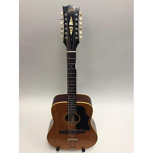 1969 B45 12 STRING 12 String Acoustic Guitar