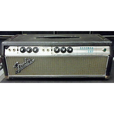 Fender 1969 Bassman Tube Bass Amp Head