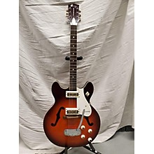Harmony 1969 Rocket Hollow Body Electric Guitar