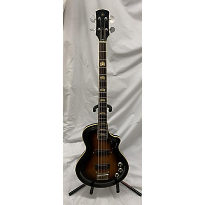 Yamaha 1969 SB-5 Electric Bass Guitar