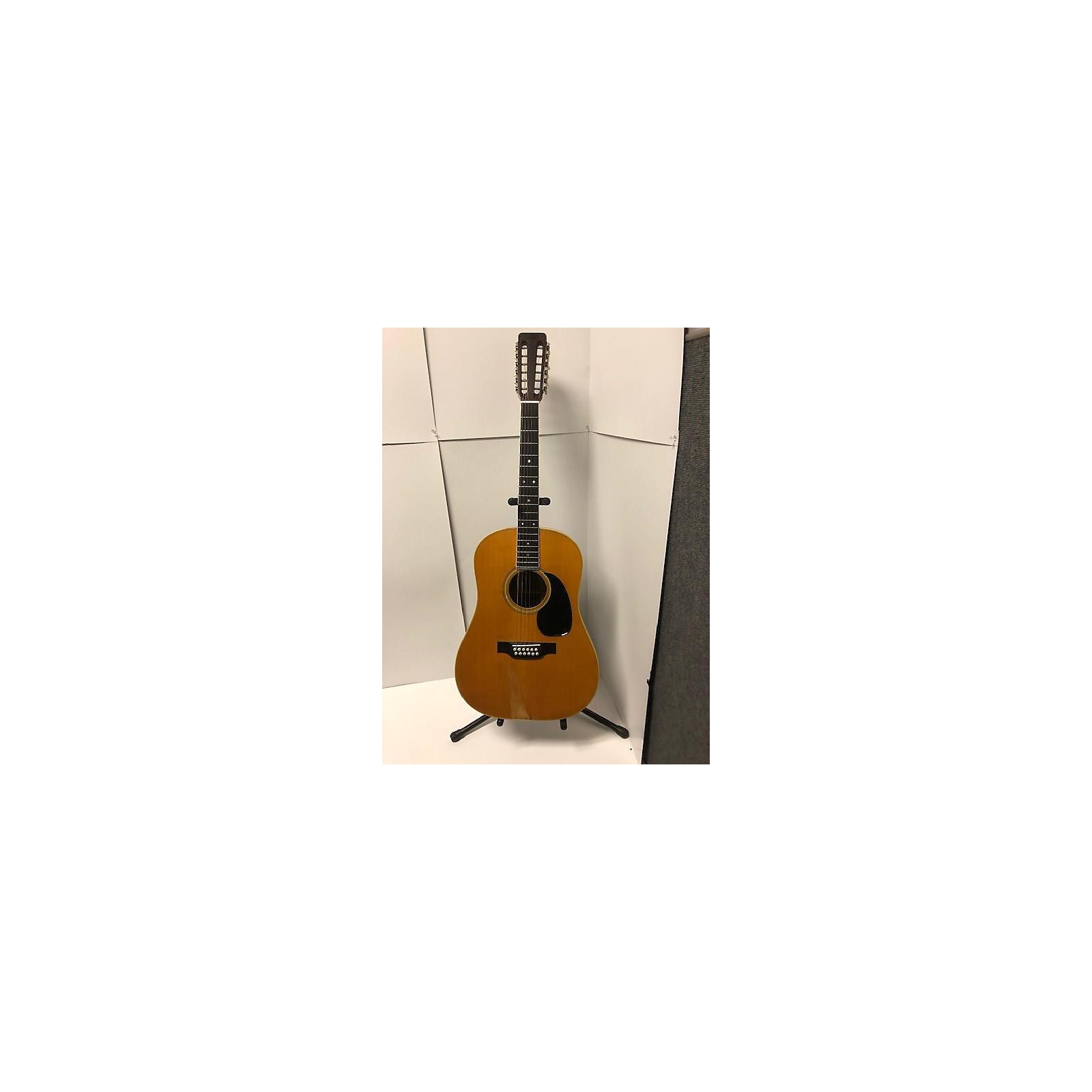 Martin 1970 D12-35 12 String Acoustic Guitar